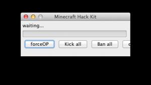 MincraftHackKit