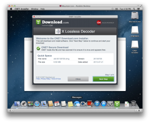 CNET installer 2