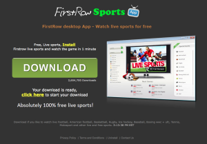 FirstRow Sports app