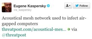 E. Kaspersky error