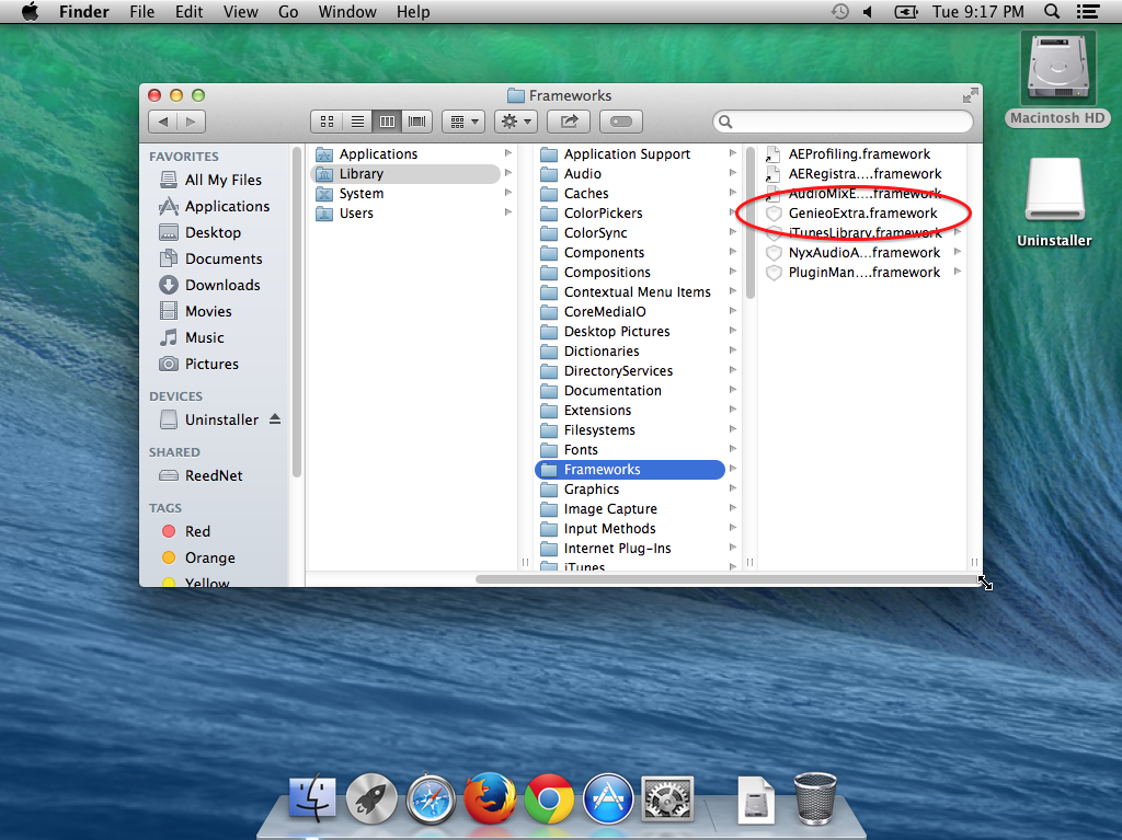 The Safe Mac » InstallMac uninstaller antics