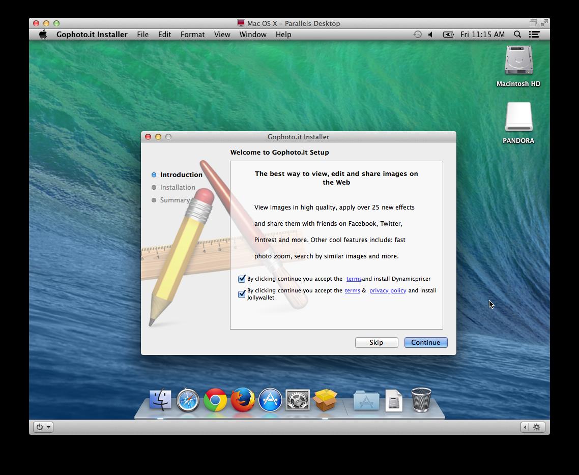 The Safe Mac » Mac adware menace continues