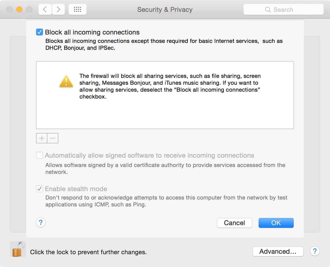 The Safe Mac » Staying safe on public wifi